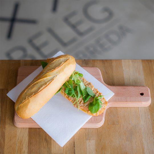 Bezorgen Afhalen Lunch Breda Tonijnsalade