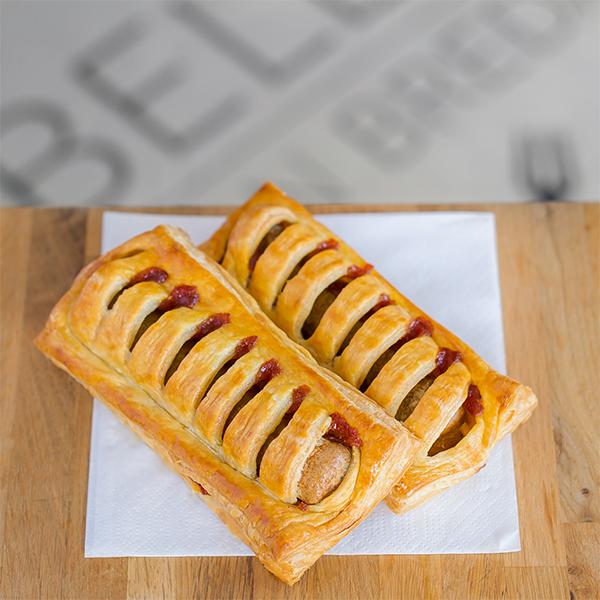 Hartige Snack Frikandellenbroodje