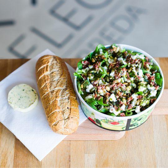 Salade Geitenkaas Honing